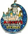 Disney Pin Mickeys Pin Festival Dreams Chip cowboy mystery