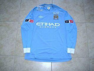 Manchester City Man Shirt Jersey Maglia Maillot FA Cup Final Match