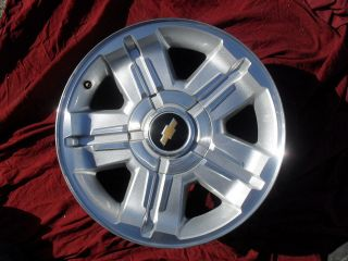 Chevy Silverado Suburban Avalanche Tahoe 1500 wheel rim OEM 5300 5353