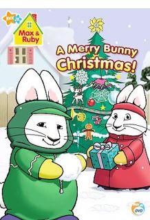 Max Ruby   A Merry Bunny Christmas DVD, 2007, Full Screen Sensormatic