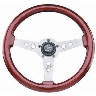mahogany steering wheel in Steering Wheels & Horns