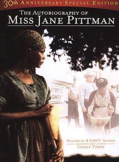 The Autobiography of Miss Jane Pittman DVD, 2005, 2 Disc Set, 30th
