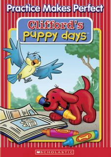 Clifford   Cliffords Puppy Days Practice Makes Perfect DVD, 2009