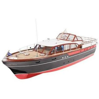 Lindberg Models 1/20 Chris Craft Constellation Boat Kit With Motor