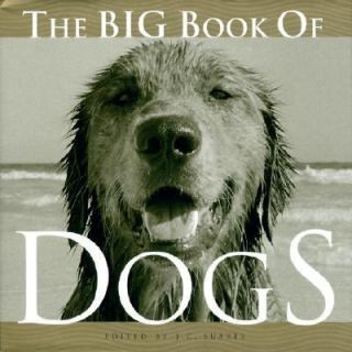 Suares   Big Book Of Dogs (2004)   Used   Trade Cloth (Hardcover)
