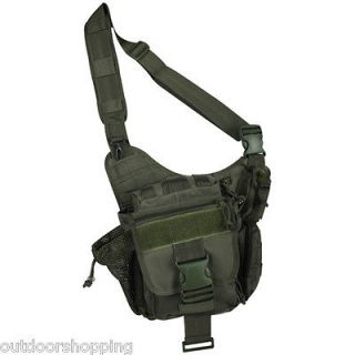 OLIVE DRAB ADVANCED TACTICAL HIPSTER   MOLLE Satchel/Shoulder, 11 x 12