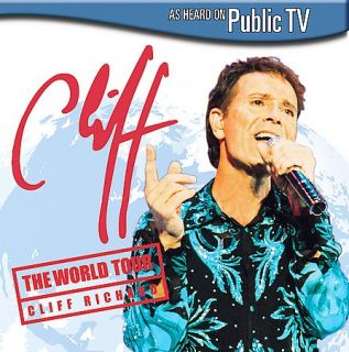 Cliff   The World Tour Cliff Richard DVD, 2004