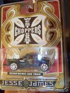 west coast choppers truck