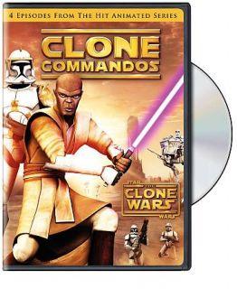 Star Wars   The Clone Wars Clone Commandos DVD, 2009
