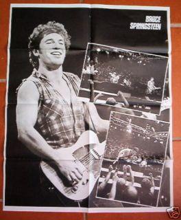 bruce springsteen tour poster in Springsteen, Bruce