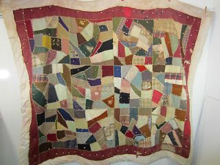 Bedding country primitive quilt in Quilts, Bedspreads & Coverlets