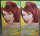 GARNIER NUTRISSE HAIR COLOR CREME TRUE RED #66 RARE FREE SHIPPING