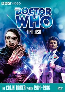 Doctor Who   Timelash DVD, 2008