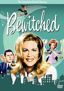 Bewitched   The Complete Fourth Season DVD, 2006, 4 Disc Set