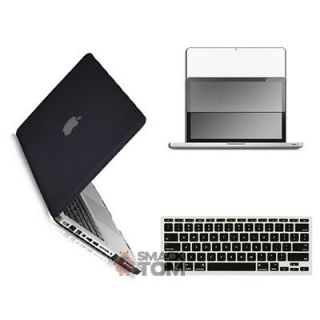 Hard case for Macbook Pro 13 Screen Protector and keyboard Skin NEW