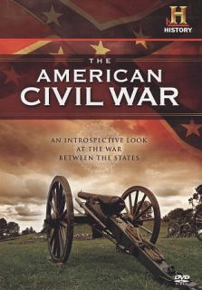 The American Civil War DVD, 2009, 14 Disc Set
