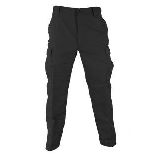 PROPPER BLACK COTTON RIP BDU PANTS clothing cargo trouser military