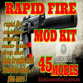 xbox 360 rapid fire kit in Video Games & Consoles