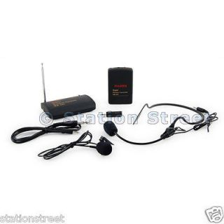 wireless headset microphone system in Microphones