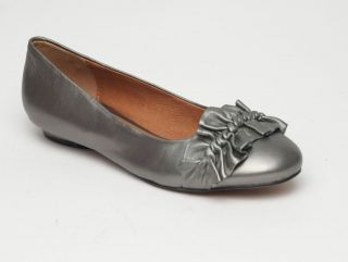 NEW Corso Como Fairbanks silver ballet flat $99