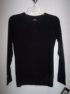 Medical Uniforms Long Sleeve Cotton Undershirt 6 COLORS XS 2XL 12509