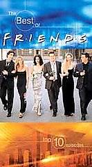Friends   The Best of Friends Volumes 1 2 10 Fan Favorites VHS, 2000