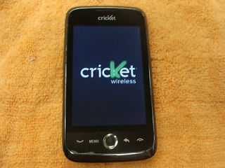 cricket touch screen phone in Cell Phones & Smartphones