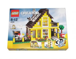 Lego Creator Beach House (4996) NEW IN BOX!