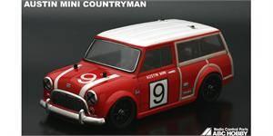 ABC Hobby Genetic Austin Mini Countryman Radio Controlled Car