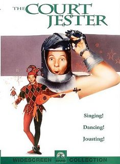 The Court Jester DVD, 1999, Widescreen