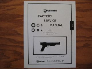 Crosman 130 Manual http://www.popscreen.com/p/NDE1MzU4Mw==/Crosman-Custom-Parts-Crosman-2289