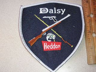 DAISY HEDDON HUNTING FISHING BB GUN AIR RIFLE BX X 46