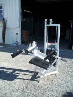 CYBEX CLASSIC SEATED LEG CURL (EXCELLENT CONDITION)