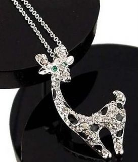 giraffe necklace in Necklaces & Pendants