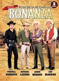 Best of Bonanza (DVD, 2011, 3 Disc Set) (DVD, 2011)