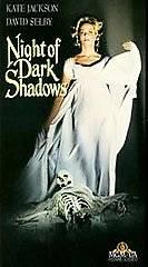 Night of Dark Shadows VHS, 1994