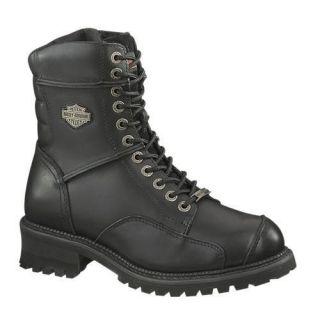 NEW HARLEY DAVIDSON MENS BOOTS D94043 CASPER