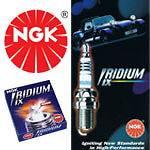 NGK Iridium Spark Plugs DAIMLER CENTURY 4.0 10/95 09/96 AJ6 BCPR6EIX