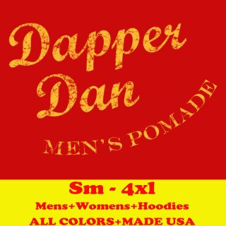 h491 DAPPER DAN MENS POMADE O Brother Where Art Thou? can movie new