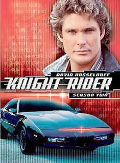 Knight Rider   Season 2 DVD, 2005