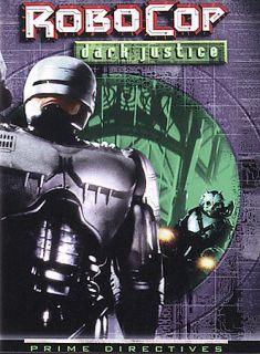 Robocop   Prime Directives Dark Justice DVD, 2003