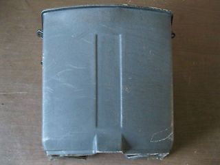 John Deere 4010 dash cover