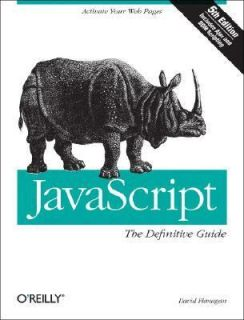 JavaScript  The Definitive Guide by Dav