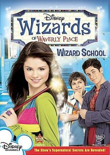 Wizards of Waverly Place Wizard School DVD, 2008