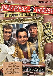 Only Fools and Horses The Complete Collection DVD, 2007, 18 Disc Set