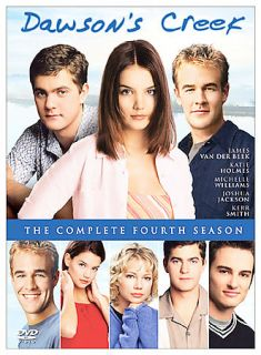 Dawsons Creek   The Complete Fourth Season DVD, 2004, 4 Disc Set