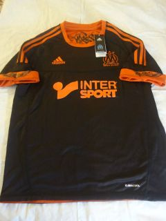 Olympique Marseille Reversible Jersey (Barcelona   Real Madrid