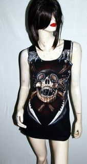 Megadeth Death Metal Rock DIY Sexy Singlet Tank Top Shirt