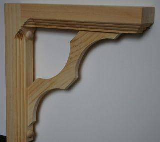 wood shelf support design. Black Bedroom Furniture Sets. Home Design Ideas