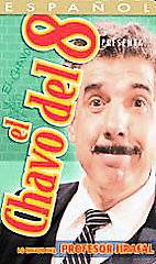 El Chavo Del 8 Presenta Lo Mejor De Profesor Jira DVD, 2005